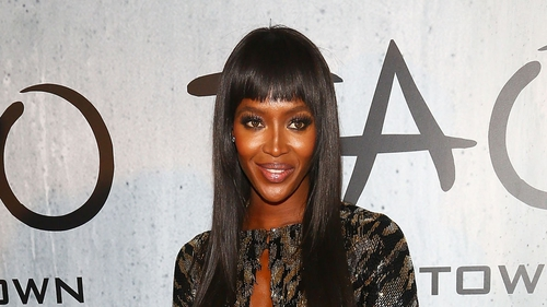 Naomi Campbell is said to have fallen asleep during an interview