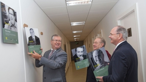 Joe Duffy, Bill Golding and Liam O'Shea are the three radio figures to be inducted into the Hall of Fame