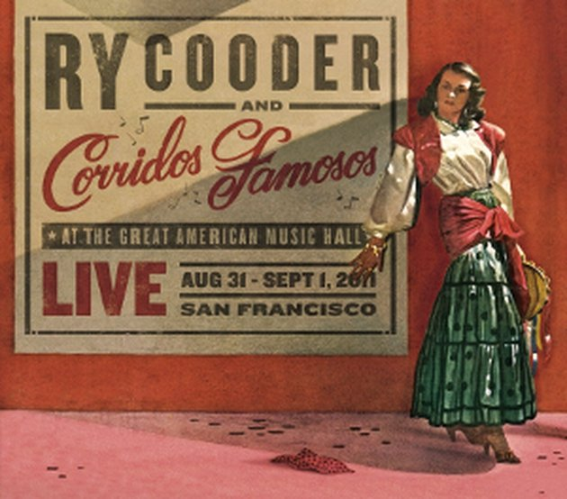 Cooder is enjoying himself immensely, playing the crowd expertly, sharing his wryly sardonic observations between the tunes.