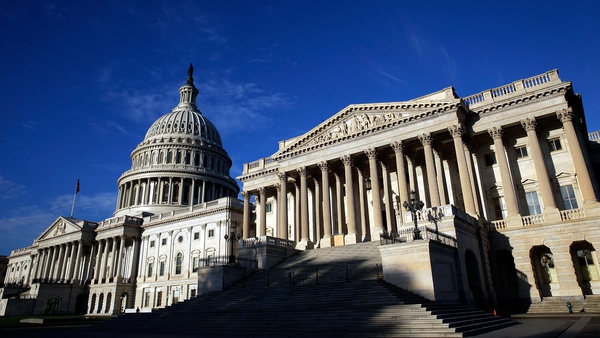 The Republican party will control both House of Congress and the presidency in two-and-a-half weeks' time