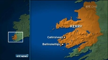 Two killed in Kerry road crash