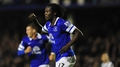 Lukaku sends Everton to fourth spot