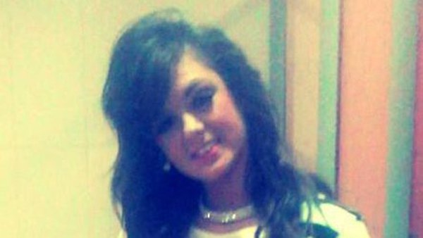 Chloe Kinsella had been missing since Saturday