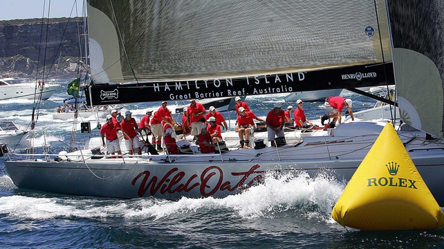 Hamilton Island Yacht Club have been confirmed as the next America's Cup challengers