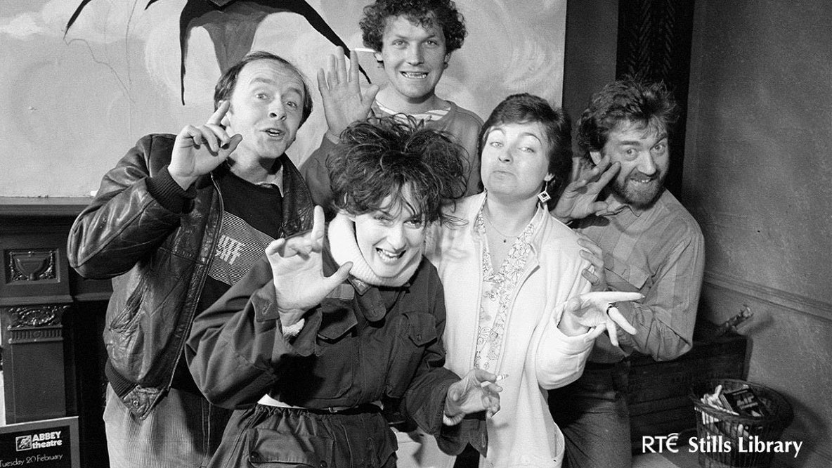Drama Group 'That Crowd' (1985)