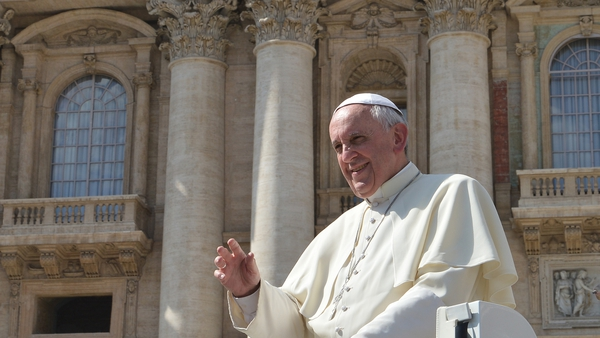 Pope Francis said: 'The [papal] court is the leprosy of the papacy'