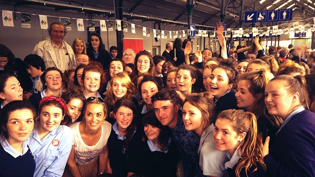 Crowds gather in Mallow for Big Music Week