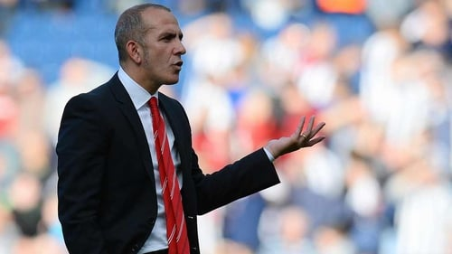 Paolo Di Canio was sacked by Sunderland
