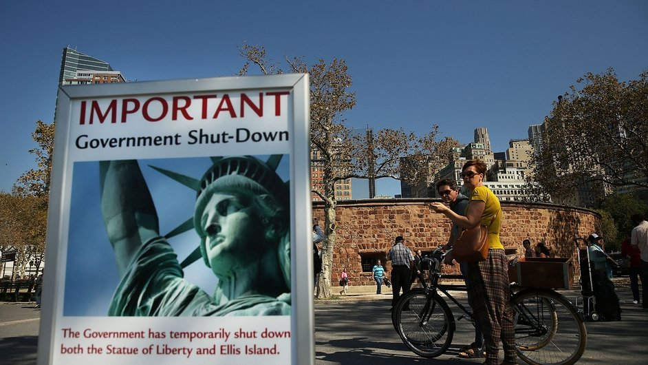 The Statue of Liberty has been closed to visitors