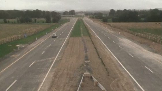 Ireland's First Motorway