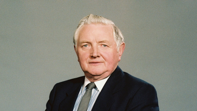 Martin J O'Toole served in the Dáil from 1989 to 1992 (Pic: RTÉ Stills Library)