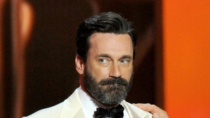 """Jon Hamm thinks that Daniel Radcliffe has """"set a very high bar"""" in the acting world"""