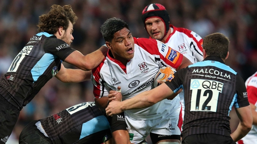 Nick Williams has signed a deal to keep him at Ulster until 2016