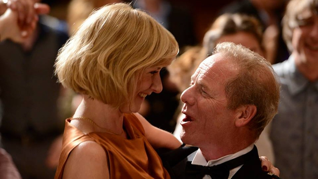 Jane Horrocks and Peter Mullan play a couple whose 25-year marriage hits a major bump