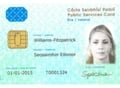 New Social Welfare Card