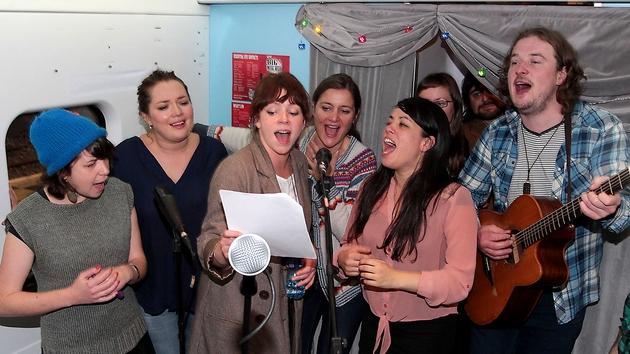 Limerick Station sing-along