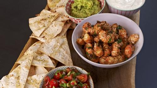 A delicious Mexican treat with a Rachel Allen twist