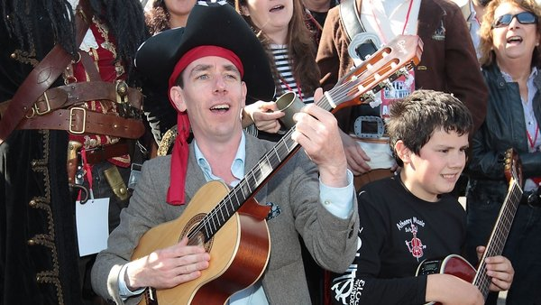 Ryan joins the pirates in Galway