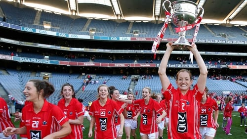 Cork collected their eighth All-Ireland title in nine years after their