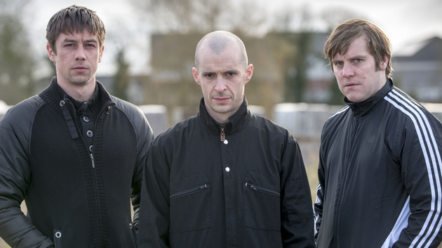 Tommy, Nidge and Fran are back in the fourth season of Love/Hate