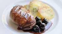 Skeaghanore Duck Breasts with Black Cherries - A mouthwatering duck dish with a modern twist