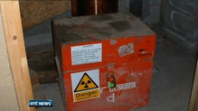 Warning issued after radioactive material stolen in Dublin
