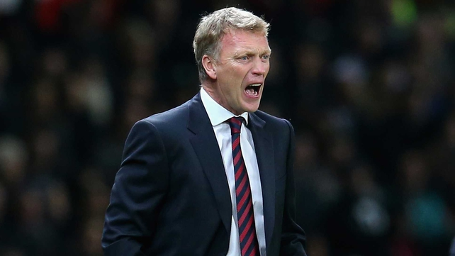 David Moyes side were left hanging on for a point against Shakhtar