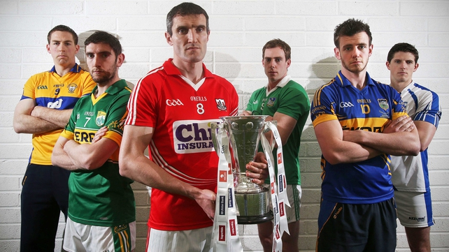 The 2015 Munster Championship could be in quest