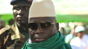 Yahya Jammeh ruled Gambia for more than 20 years after seizing power in a 1994 coup