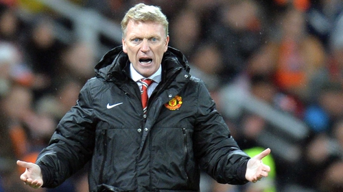 David Moyes felt his United side should have hung onto the lead in Donetsk