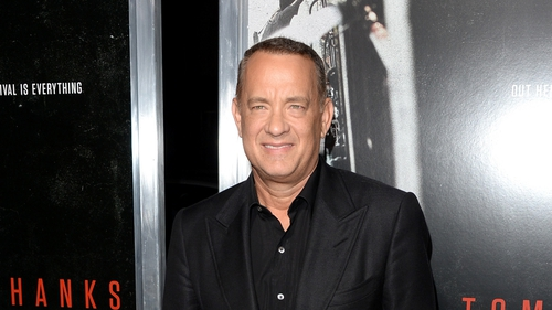 Tom Hanks doesn't re-watch his films