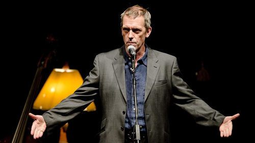 Hugh Laurie is set to release his first concert film
