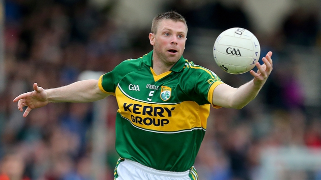 Tomás Ó Sé played 88 Championship games for his county en route to five All-Ireland titles