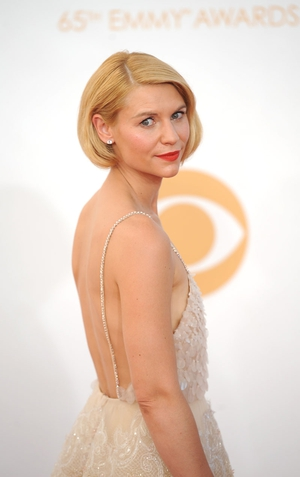 Claire Danes revealed she turned down a role in J Edgar for Homeland