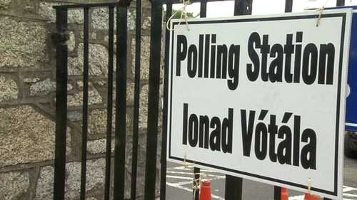 Local and European elections will be held at polling stations around the country on 23 May
