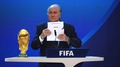Blatter: Qatar World Cup decision a mistake