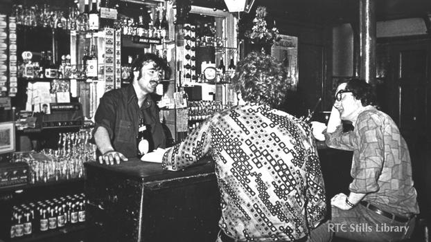 Brazen Head Pub, Dublin (circa 1970s)