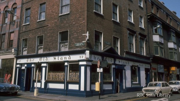 'Old Stand' Pub, Exchequer Street, Dublin