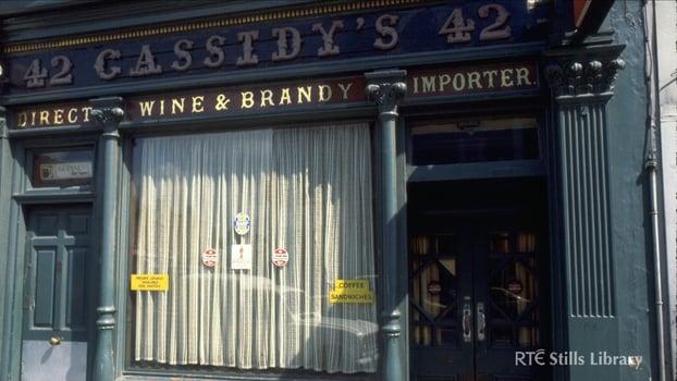 Cassidy's Pub, Camden Street, Dublin