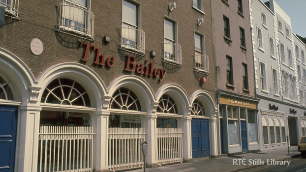 'The Bailey' Pub, Duke Street, Dublin (1976)