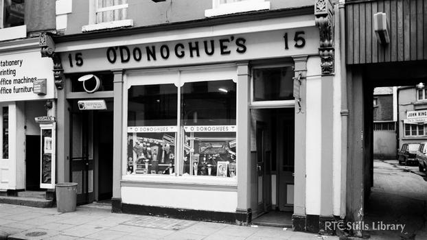O'Donoghue's Pub, Merrion Row (1972)