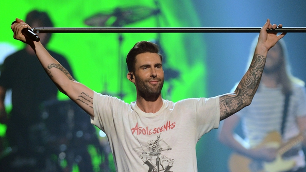 Adam Levine finds his fashion inspiration from Batman