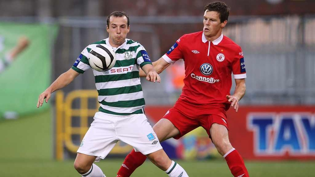 Shamrock Rovers travel to Sligo for an FAI Ford Cup semi-final