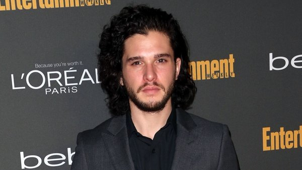 Kit Harrington who plays Jon Snow