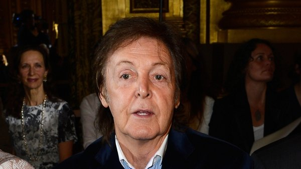 Beatles legend Paul McCartney inspired by Beyonce