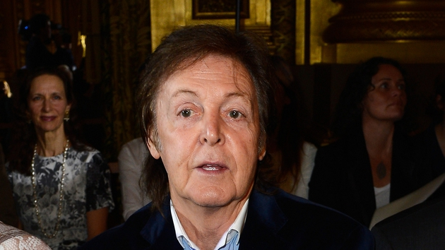 Paul McCartney - hospitalised in Tokyo