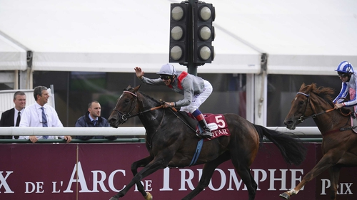 Will Treve deliver a lights-out performance in today's feature race at Royal Ascot?