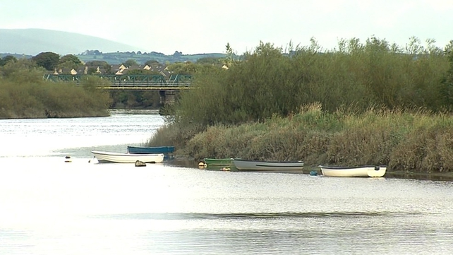 The body was found after several days of searching the river