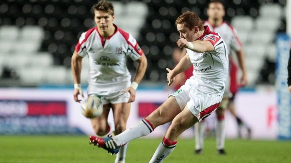 Paddy Jackson was spot on as Ulster took the spoils