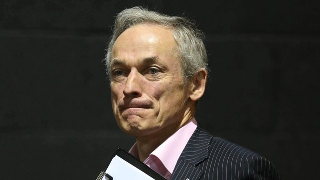 Richard Bruton has announced 100 jobs at Indeed